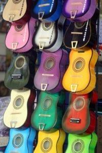 Social Media Guitar