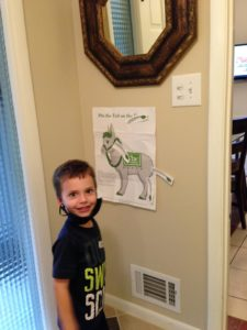 A business friend of the firm, Todd Reich sent us these adorable pics. Thanks we love them!