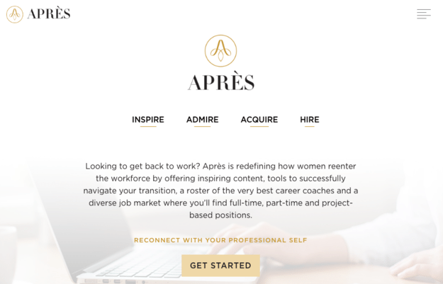 Après Networking Site for Women