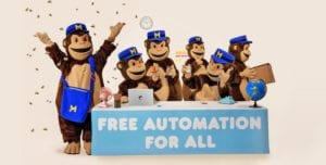 mailchimp free marketing automation